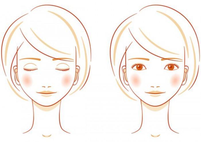 一目でわかる輪郭診断…顔の形でわかる恋愛傾向と恋愛テクニック