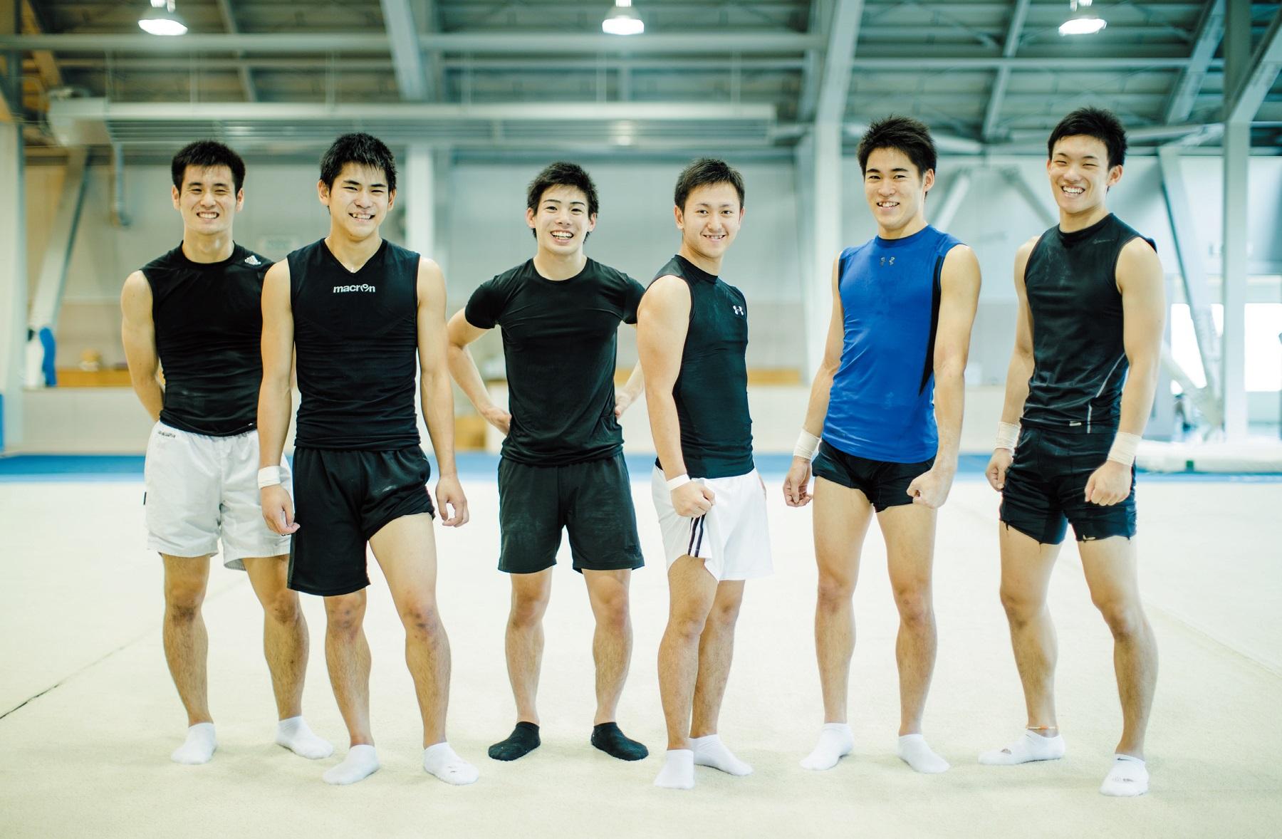 インカレ16連覇! 青森大男子新体操部がトップを維持できる理由