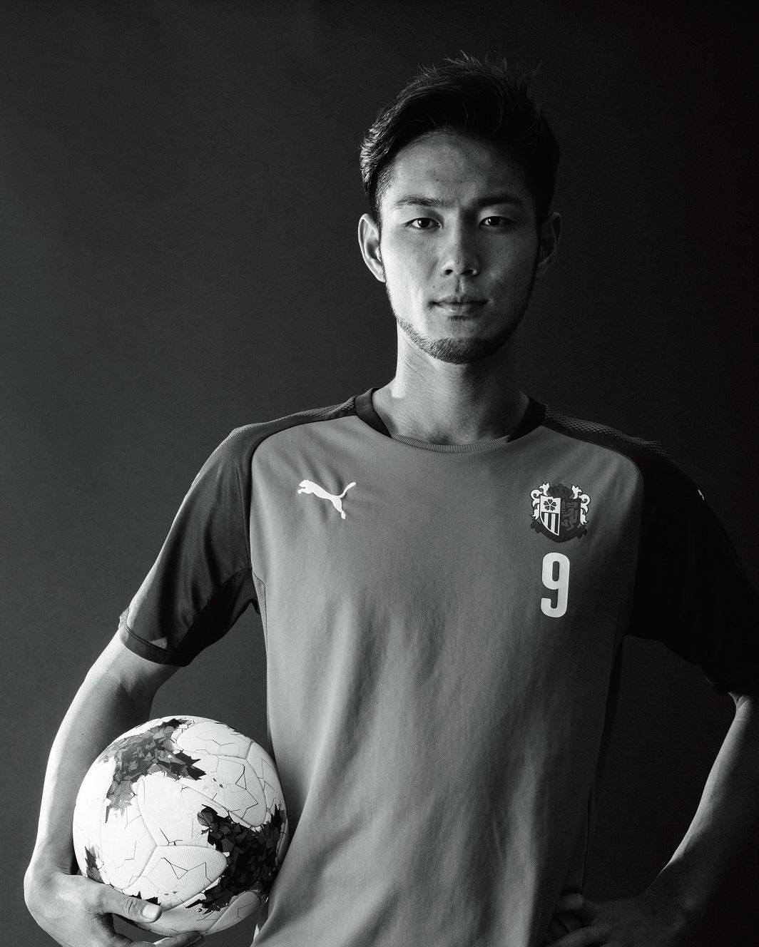 サッカー杉本健勇選手が将来超マッチョになって叶えたい夢とは…