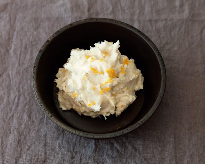 味付けは塩と柚子だけ 贅沢なペースト「里芋のミルク煮」が美味しい~