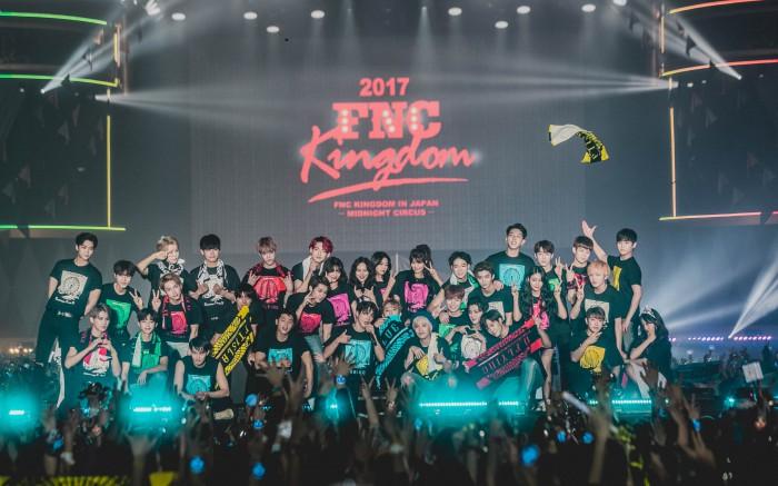 今年も行われた豪華イベントFNC KINGDOMレポ【K-POPの沼探検】#47