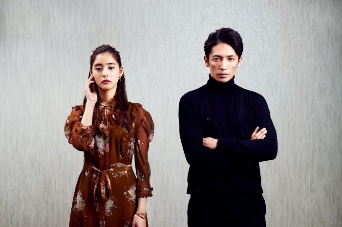 玉木宏と新木優子が話題作『悪と仮面のルール』の裏側を語りつくす!