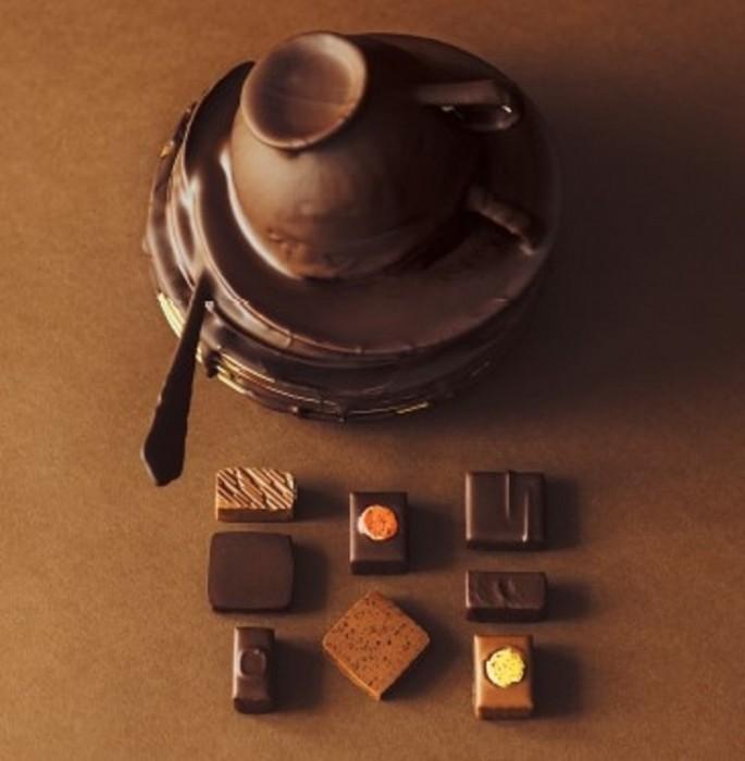 """ピエール・エルメから待望の新作チョコ 味のヒントは""""ドライライム""""?"""