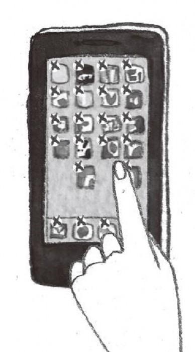 あなたのスマホは3面? 4面? デジタル断捨離でスッキリする方法
