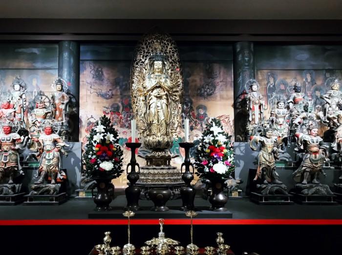 あまりのリアルさに僧侶が涙…貴重な秘仏を集めた展覧会へ行ってみた