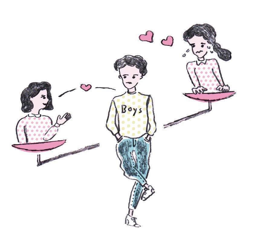 長すぎる片思い、いつもセカンド…「しんどい恋」の原因はコレだった!
