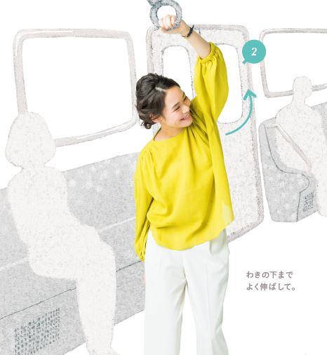 オフィスでできる「肩甲骨ストレッチ」 肩こり&溜まった脂肪を解消する!