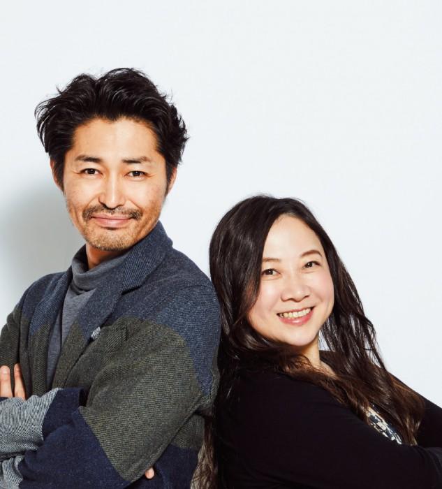 """安田顕、西原理恵子の過激""""ダメ男""""トークに押され気味で…"""