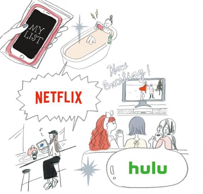 動画ってぶっちゃけどれを選べばいいの? Netflix、DAZNなど5つを比較!