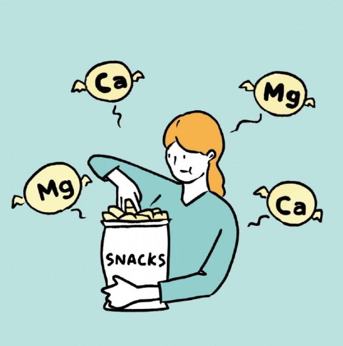 カルシウム&マグネシウムのイイ関係…女性が知りたい栄養学の話