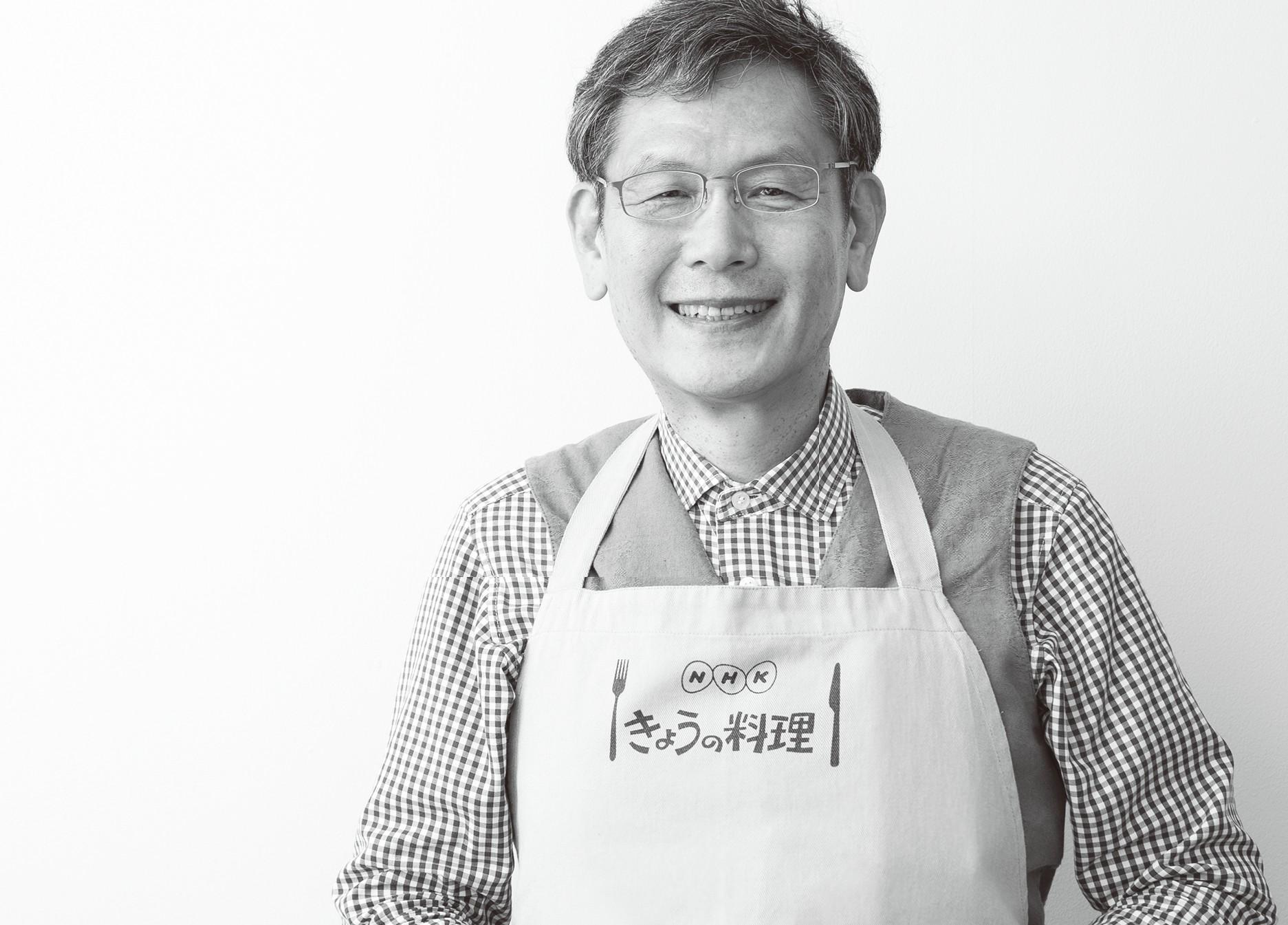 【きょうの料理】後藤繁榮アナ、ゾンビになる。ハ …