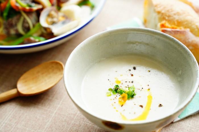 「あったまるぅ~」彼絶賛…寒い冬に男が喜ぶ簡単スープ