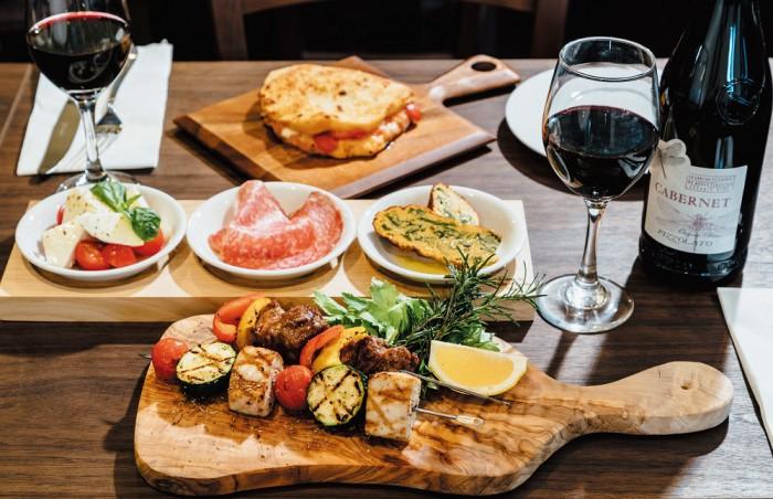 「真のイタリアン・レストラン」をうたう新店 その3つのポイントは?
