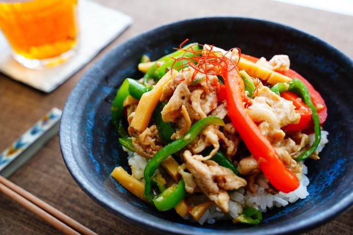 男が大好き中華…! 何杯でもイケちゃう「簡単丼」レシピ