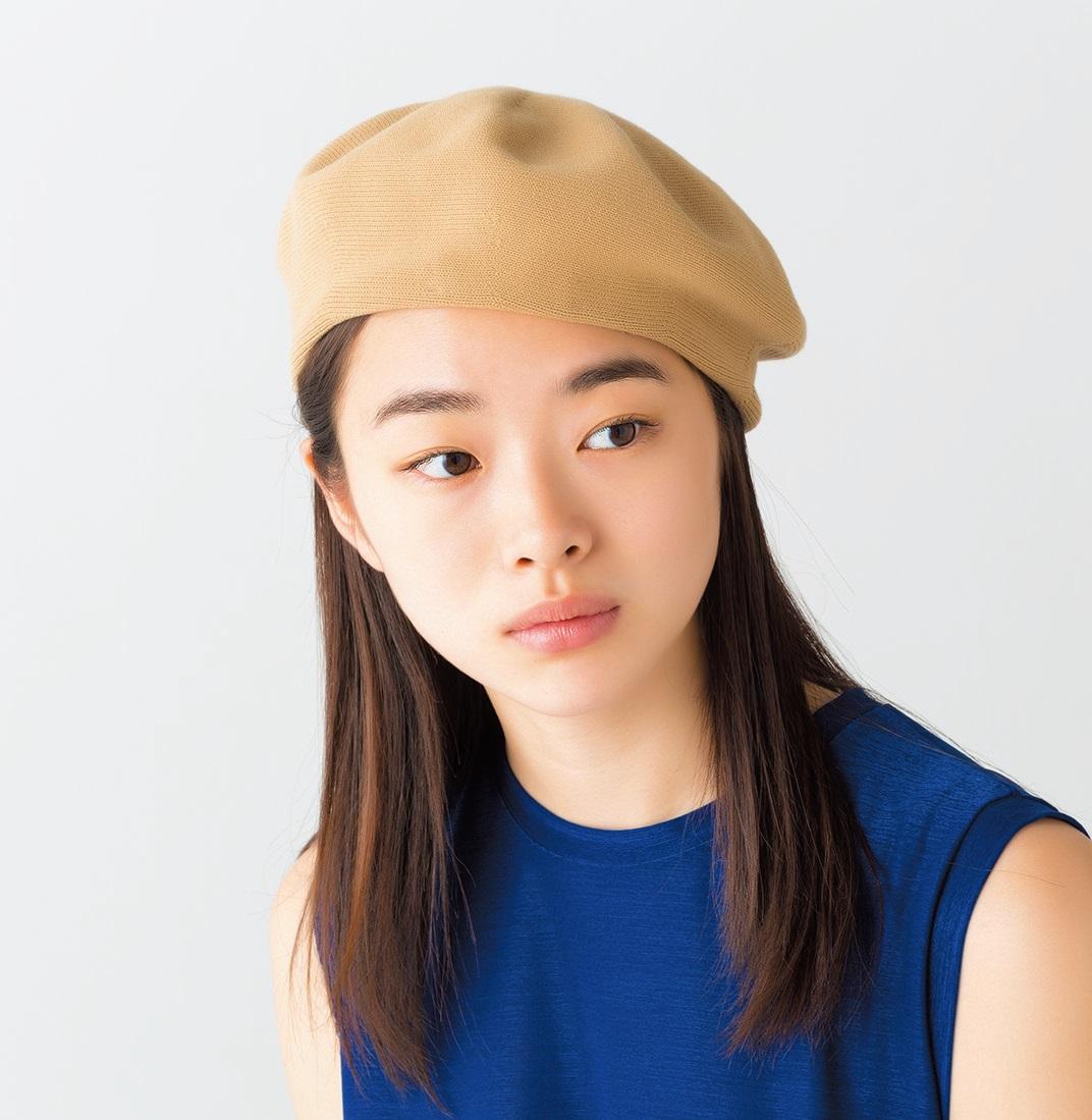 """夏コーデの""""ちょい足し""""アイテム5選! ベレー帽、和紙混ワンピ…"""
