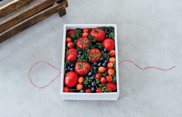 野菜の箱詰めギフトが色鮮やか~! 京都から届く「夏の贈りもの」