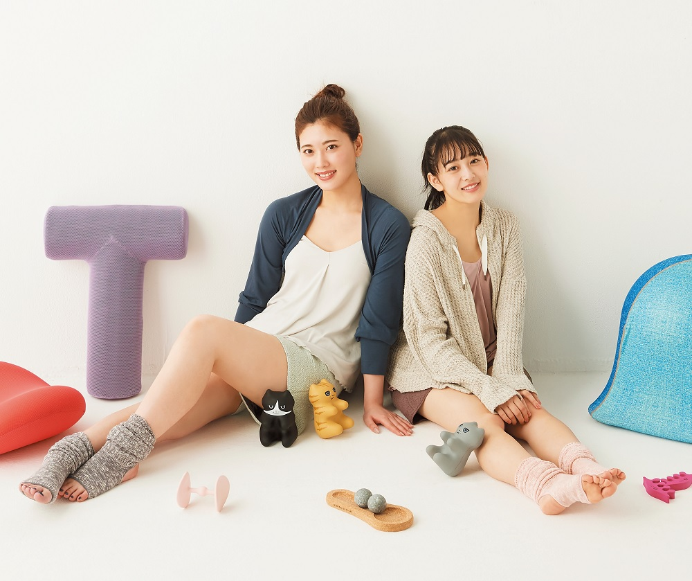 乃木坂46・伊藤純奈&向井葉月「全部欲しい」 体ケアグッズに夢中!