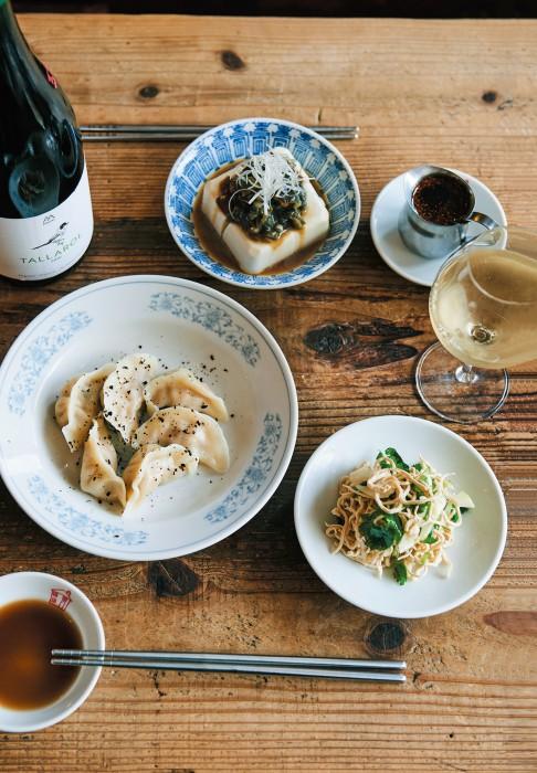 絶品水餃子をナチュラルワインで お酒も進む「台湾」ディナー厳選2店
