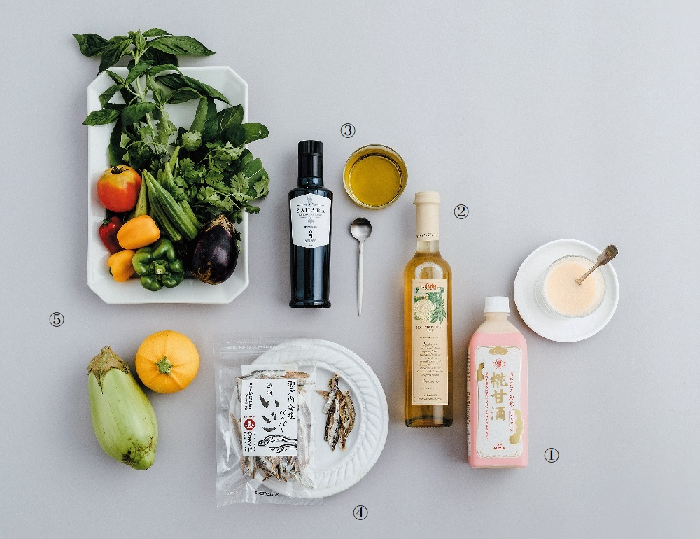 カラダにいいお取り寄せ! 料理家・渡辺有子の愛用フード5選