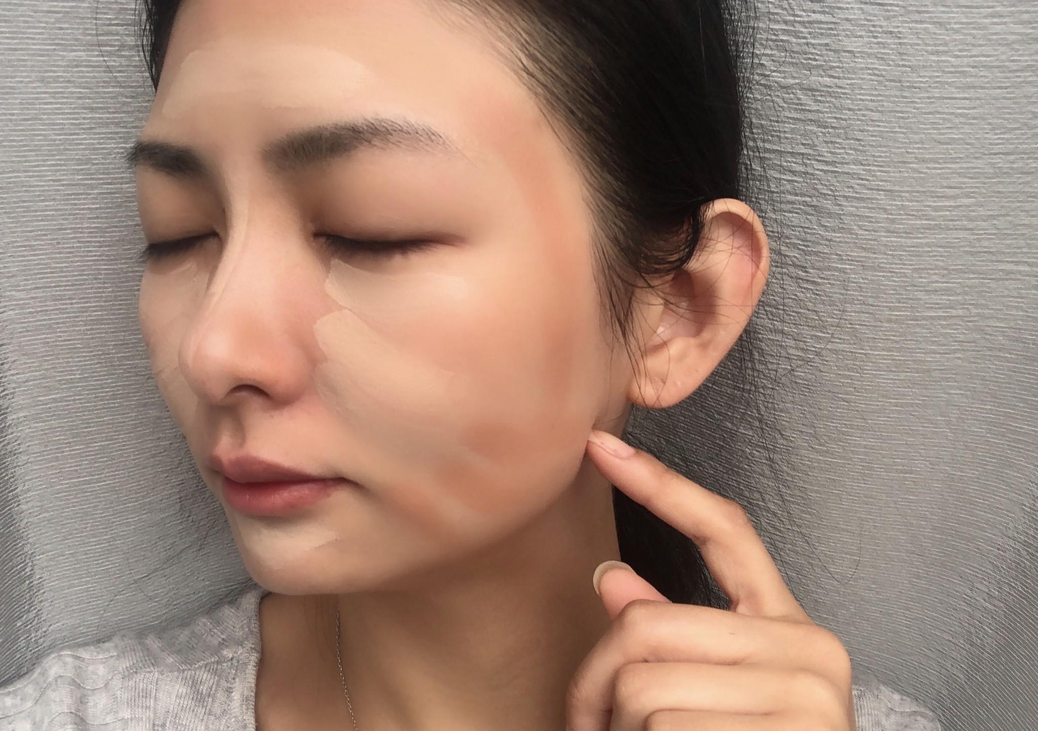 ファンデの色を間違えた! 失敗したファンデで作る「小顔メイク」 濱田文恵のセルフ美容法 #2