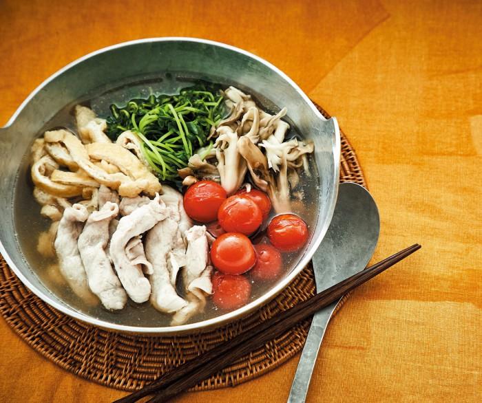 """美肌食材たっぷり~! 冬にぴったりな""""美肌鍋""""レシピ"""