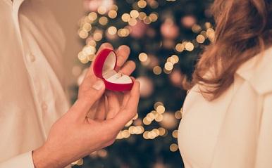 聖夜のプレゼントは指輪!? 理想のサプライズプロポーズを実現する秘訣