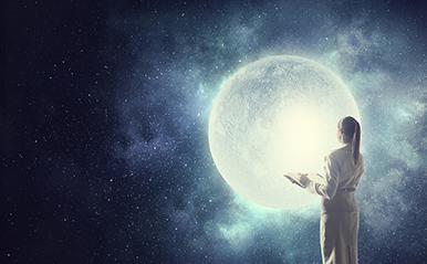 1月2日 蟹座の満月【新月満月からのメッセージ】