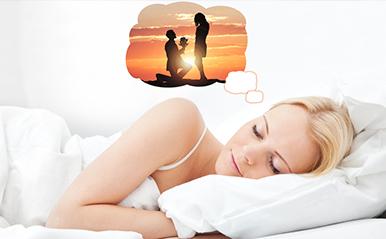 「初夢」でアクセサリーの夢を見たらモテ期到来!結婚を告げる夢は?
