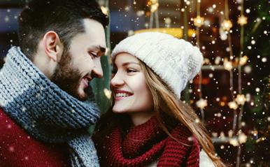 彼からの「愛され度」は何%? 新年初デートの行き先でわかる恋心理占い