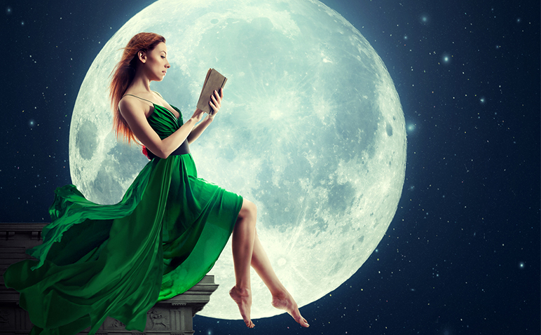 3月31日 天秤座の満月【新月満月からのメッセージ】