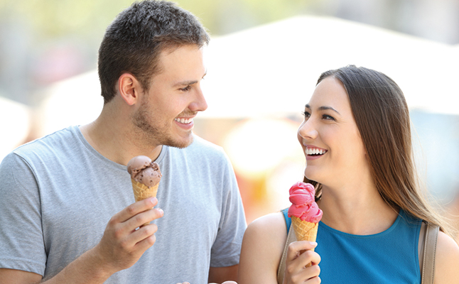 カレの好きなアイスでわかる「恋愛情熱度」!抹茶フレーバーは何%?