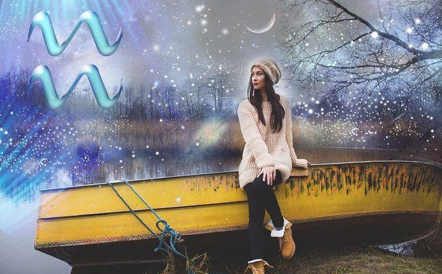 水瓶座は秘密の恋の誘惑あり?11/8〜10の月星座別メッセージ
