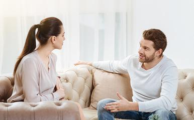 話し合いが苦手な人の特徴4つ!恋人とわかり合えないのはこのせいかも