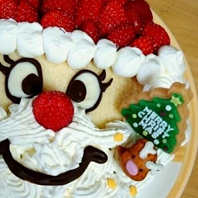 みんなが笑顔に!子供と一緒に作れる簡単「クリスマスケーキ」5選