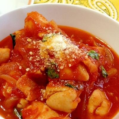 【管理栄養士が提案!】真っ赤な「トマト」が主役の簡単献立
