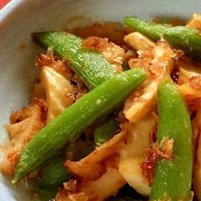 「たけのこ」の水煮でもう一品!簡単に旬が味わえる夕飯にぴったりの副菜