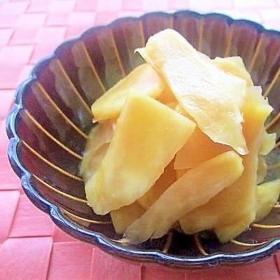 今が旬!新生姜の甘酢漬けを作ってみては?