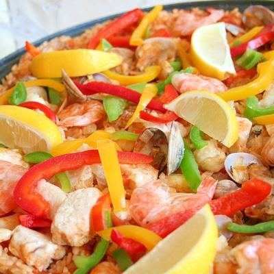 魚介のうま味たっぷり♪シーフードミックスが主役の簡単料理