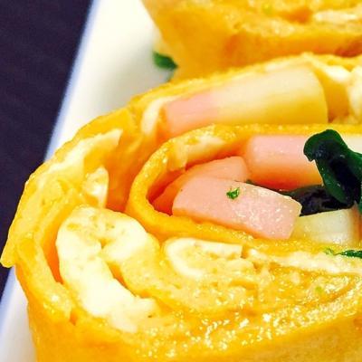 お弁当生活を始めよう!毎日使えるアレンジ卵焼き♪