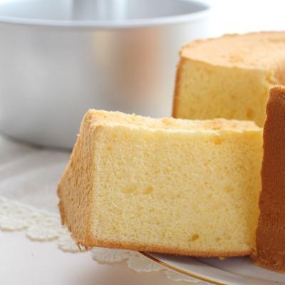おもてなしに作りたい♪ふわふわしっとり「シフォンケーキ」