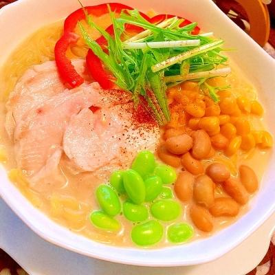ラク~に作れるアジアン麺シンガポールの「ラクサ」にトライ!