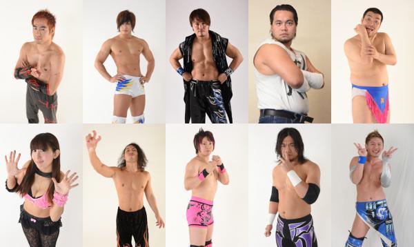 DDTプロレスリンググループ所属選手から直筆年賀状が届く - 記事詳細 ...