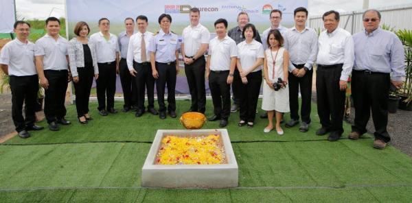 ボルグワーナー、タイに新たなターボチャージャー生産工場を設立 成長を続ける東南アジア市場に対応 イースタン・シーボード工業団地に2017年5月竣工