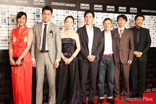 別所哲也、要潤、藤原紀香、AKB48まで…著名人が集結した短編映画祭アワード