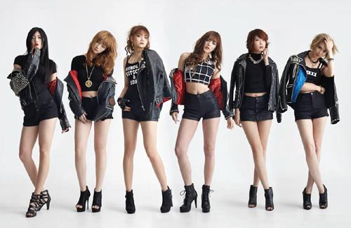 6人の個性が光る新感覚ガールズユニット:ROZE、ヘビロテ必至のミュージックビデオが解禁
