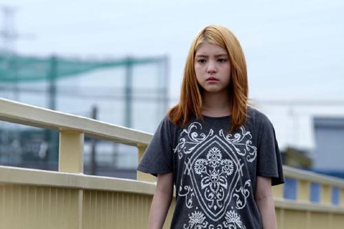 9nine卒業間近の川島海荷、金髪で臨んだ出演ドラマ『朝が来る』がついにクライマックスへ!
