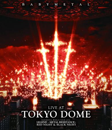 BABYMETAL、伝説の東京ドーム公演トレーラー映像が解禁