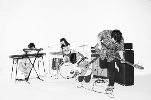 ゲス極、夏に全国ツアー「丸三角ゲス」開催決定!