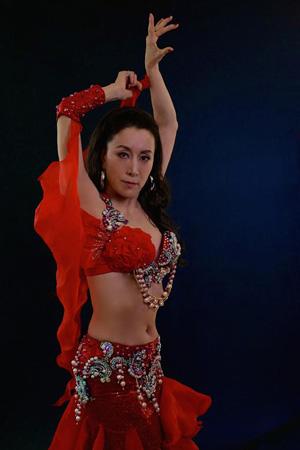 高畑淳子、5キロ減量し妖艶なベリーダンス講師役に挑戦