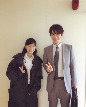 芳根京子、ユースケ師匠との2ショット公開